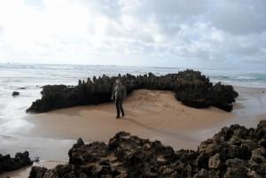 Antlantischer Ozean in Portugal