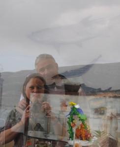 Ines und Mario in Portugal