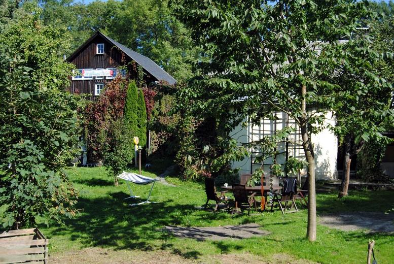 Kunsthaus Eigenregie - Garten am Bach